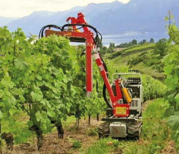 Agriculture Rampicar Manufacturers - Rotair Spa